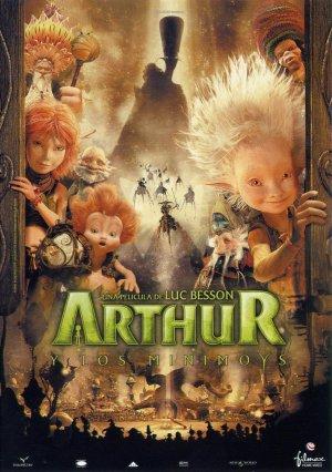 Arthur und die Minimoys 1014x1441