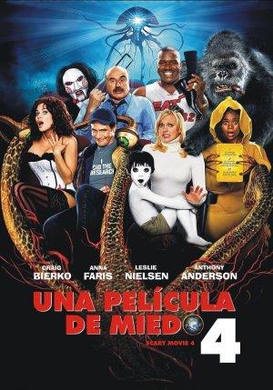 Scary Movie 4 700x1000