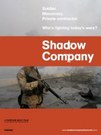 Shadow Company poster