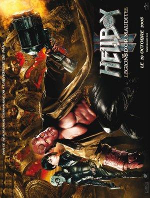 Hellboy II: The Golden Army 854x1128