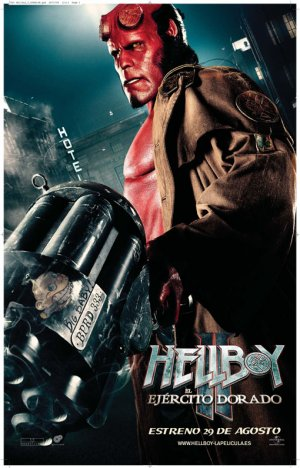 Hellboy II: The Golden Army 510x796