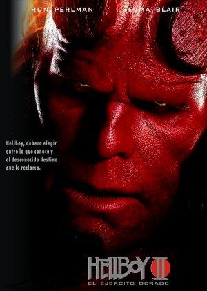 Hellboy II: The Golden Army 1534x2156