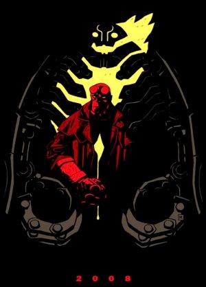 Hellboy II: The Golden Army 520x724