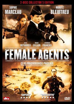 Female Agents - Geheimkommando Phoenix 1624x2268