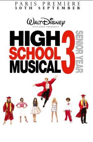 High School Musical 3: Senior Year 482x736