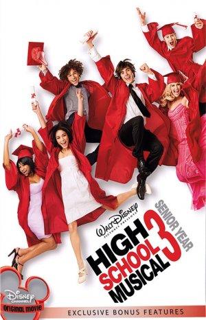 High School Musical 3: Senior Year 565x878