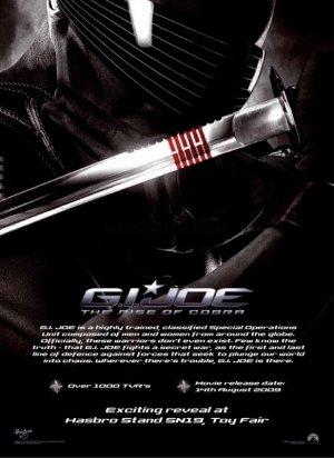 G.I. Joe: The Rise of Cobra 583x800