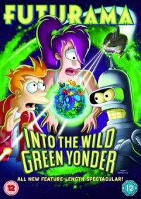Futurama: Into the Wild Green Yonder poster