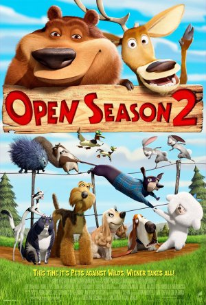 Open Season 2 1000x1481