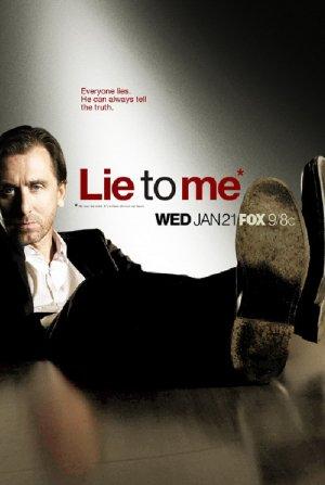 Lie to Me 500x745