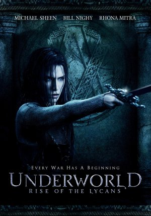 Underworld: Rise of the Lycans 1520x2175