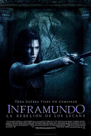 Underworld: Rise of the Lycans 944x1400