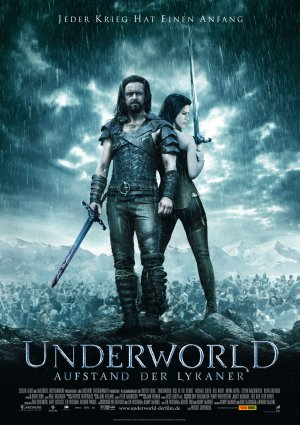 Underworld: Rise of the Lycans 989x1400