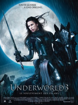 Underworld: Rise of the Lycans 1417x1890