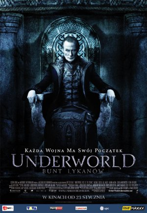 Underworld: Rise of the Lycans 555x800
