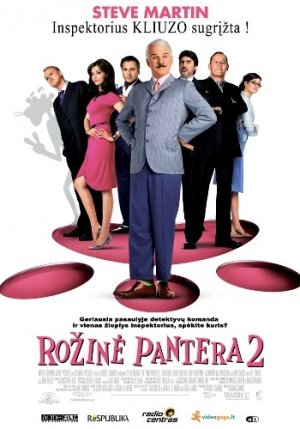 The Pink Panther 2 350x500
