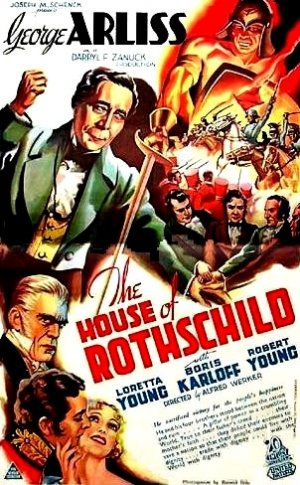 The House of Rothschild 302x488