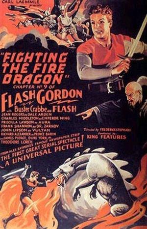 Flash Gordon 300x466