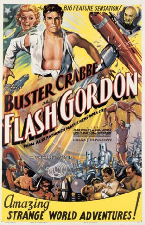 Flash Gordon Poster
