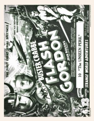 Flash Gordon 932x1201