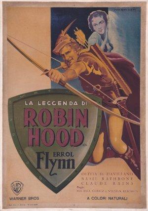 The Adventures of Robin Hood 742x1057