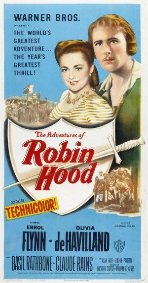 The Adventures of Robin Hood 1577x3000