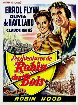 The Adventures of Robin Hood 1875x2500