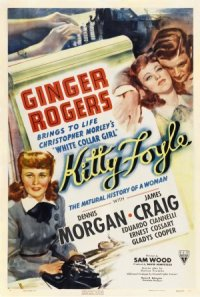 Kitty Foyle poster