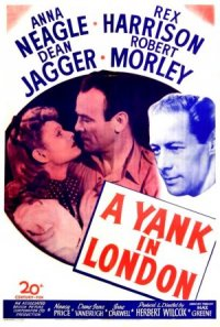 A Yank in London poster