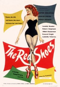 The Red Shoes poster