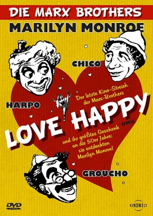 Love Happy Cover