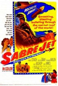 Sabre Jet poster