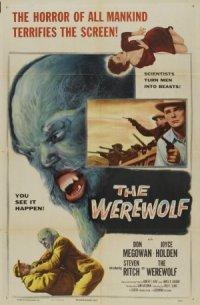 The Werewolf poster
