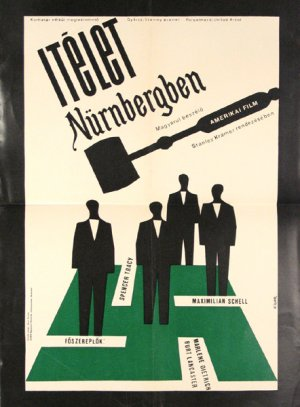 Judgment at Nuremberg 442x600