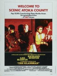 The Klansman poster
