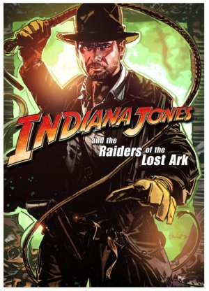 Raiders of the Lost Ark 578x802