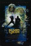 El retorno del Jedi poster
