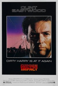Dirty Harry 4 poster