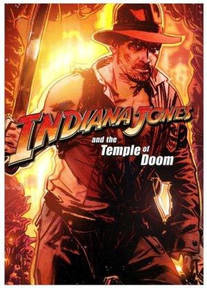 Indiana Jones and the Temple of Doom 549x762