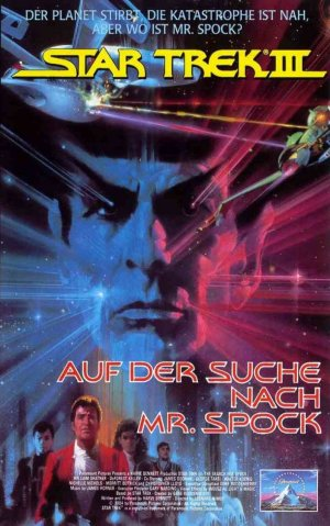 Star Trek III: The Search for Spock 703x1122