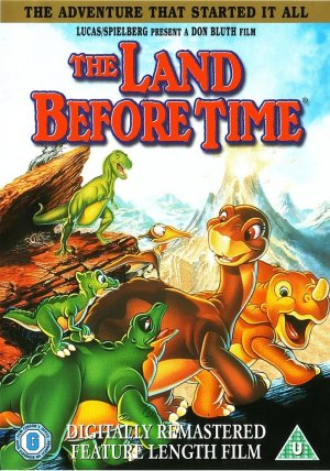 The Land Before Time 701x1000