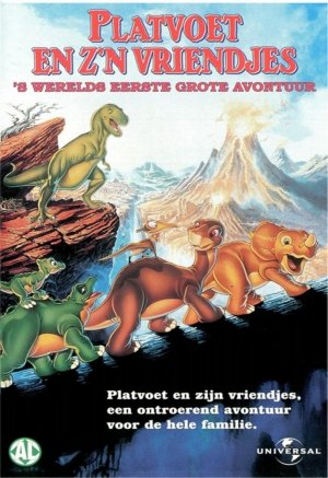 The Land Before Time 687x1000