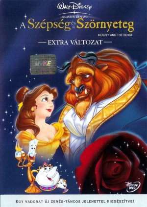 Beauty and the Beast 519x732