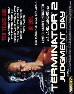 Terminator 2: Judgment Day 580x737