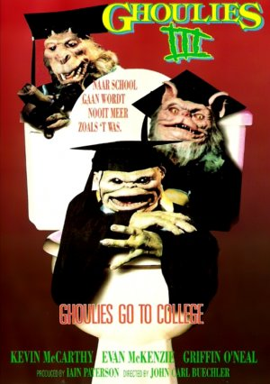 Ghoulies III: Ghoulies Go to College 705x1000