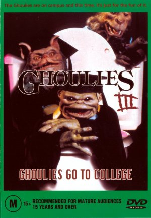 Ghoulies III: Ghoulies Go to College 1502x2166