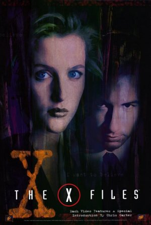 The X Files 580x864