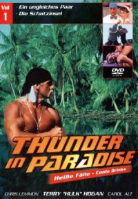 Thunder in Paradise poster
