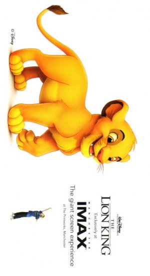 The Lion King 502x923