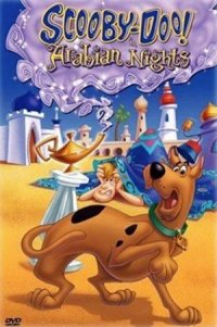 Scooby-Doo in Arabian Nights poster